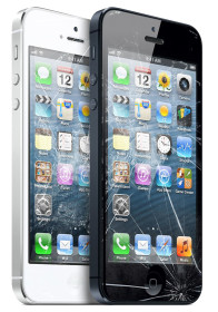 iphone 5 cracked screen repair