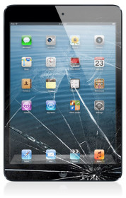 cracked ipad mini repair